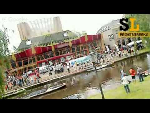 Livebeelden Westersingel: DONG Energy Solar Challenge (middag)
