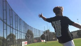 AFL Grand Final Trickshots