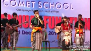 Manipuri song.Ranbir thouna Crying Woman Song