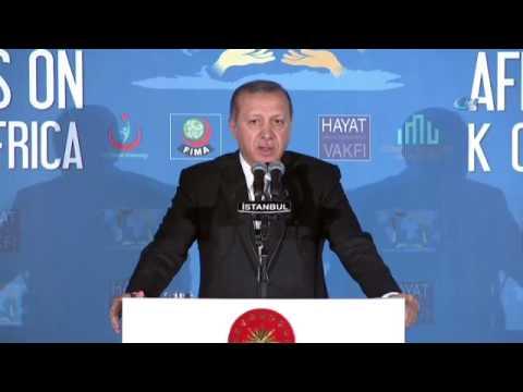 """Cumhurbaşkanı Erdoğan """"İbadetini Yapana Terörist Diyemezsiniz"""" - YouTube"""