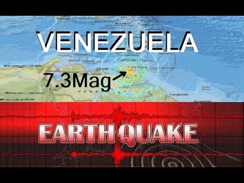 GSM Update 8/22/18 - Venezuela 7.3 Mag - Hurricane Lane's Destructive Track - Rare Snow Events