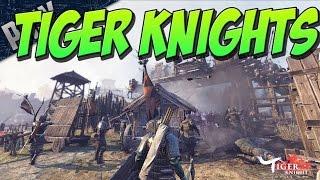 WAR THUNDER Meets MOUNT & BLADE  (Tiger Knight: Empire War Gameplay)
