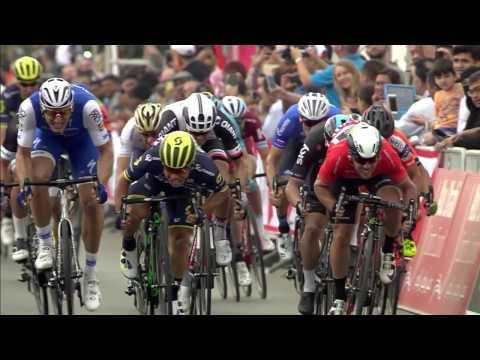 Abu Dhabi Tour: Stage 2 highlights