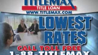 TitleMax Title Loans Help You Get Cash Now