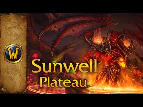 World Of Warcraft - Music & Ambience - Sunwell Plateau And Magister's Terrace