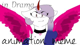 In Drama - Animation meme // Prize