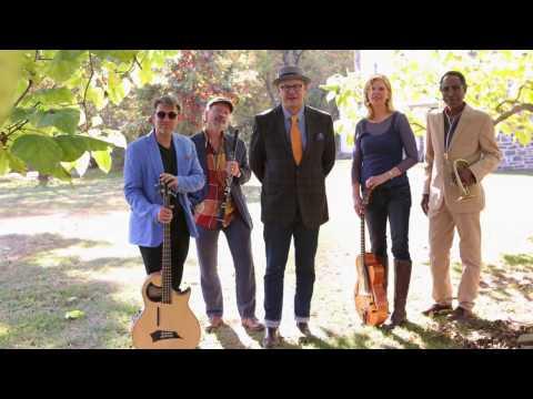 Matt Wilson's Honey and Salt (music inspired by the poetry of Carl Sandburg)