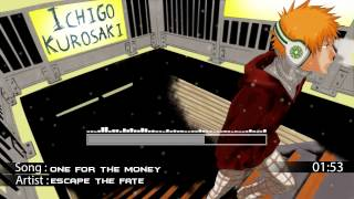 nightcore one for the money