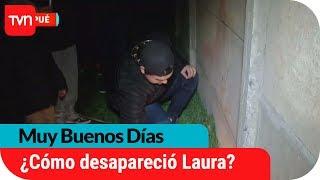 ¿Cómo desapareció Laura Landeros?  | Muy buenos días