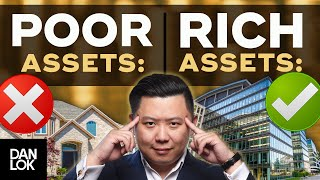 3 Assets Rich People Have