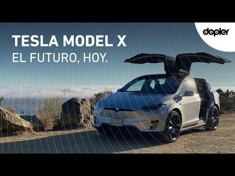 Tesla Model X P100D: Probamos el Model X y su autopiloto en California | Dopler