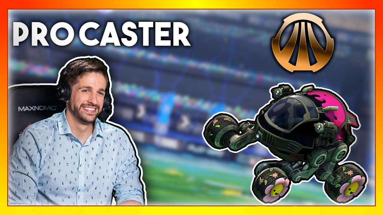 Download I paid PRO casters to commentate a BRONZE ONLY 1v1 tournament 😂