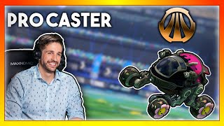 I paid PRO casters to commentate a BRONZE ONLY 1v1 tournament 😂