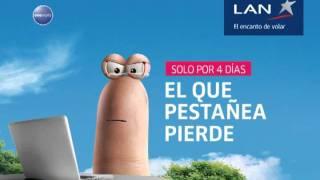 LAN - El que pestañea Pierde 5'' Thumbnail