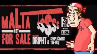 Malta Not for Sale Promo