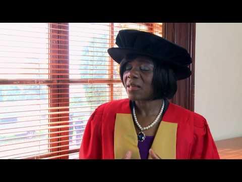 Graduation Interview: Thuli Madonsela