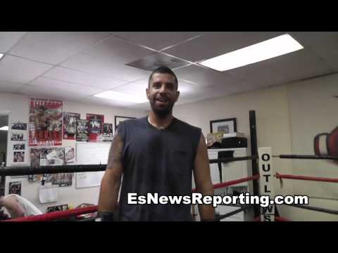 boxing best way to lose weight – man drops 100 pounds EsNews