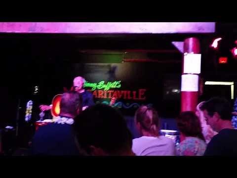 Jimmy Buffett Surprise Concert Live in Key West - 12/16/17 Christmas Baby Speech