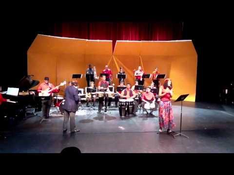 Celia Cruz Bronx High School of Music.mp4