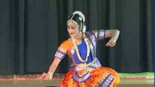 Sruthi Bharata Natyam Arangettam - Padam : Alai Payuthey Kanna