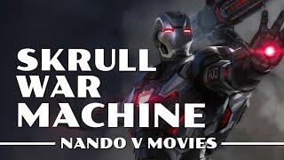 The Skrull War Machine