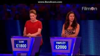 Sam Bailey on Tipping Point Lucky Stars ITV 1 - Part 3/4