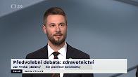 Jan Trnka (Zelení) o financování zdravotnictví