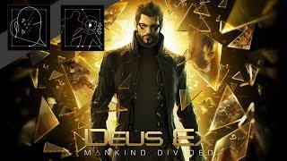 Deus Ex: Mankind Divided™ [ Trofeo Maquina Laputa + Guerra Invisible ]