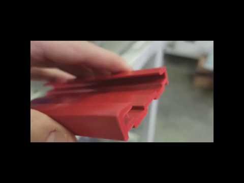 Mikrosan Hot Guillotine Cutting Test