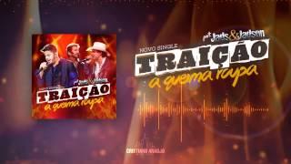 Cristiano Araújo - Traição a queima roupa part. Jads e Jadson (Áudio Oficial)