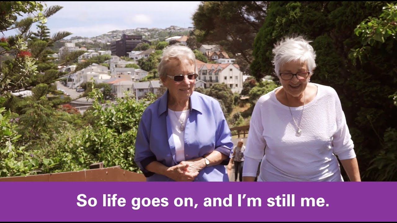 Living With Dementia: Residents Share Their Stories - YouTube