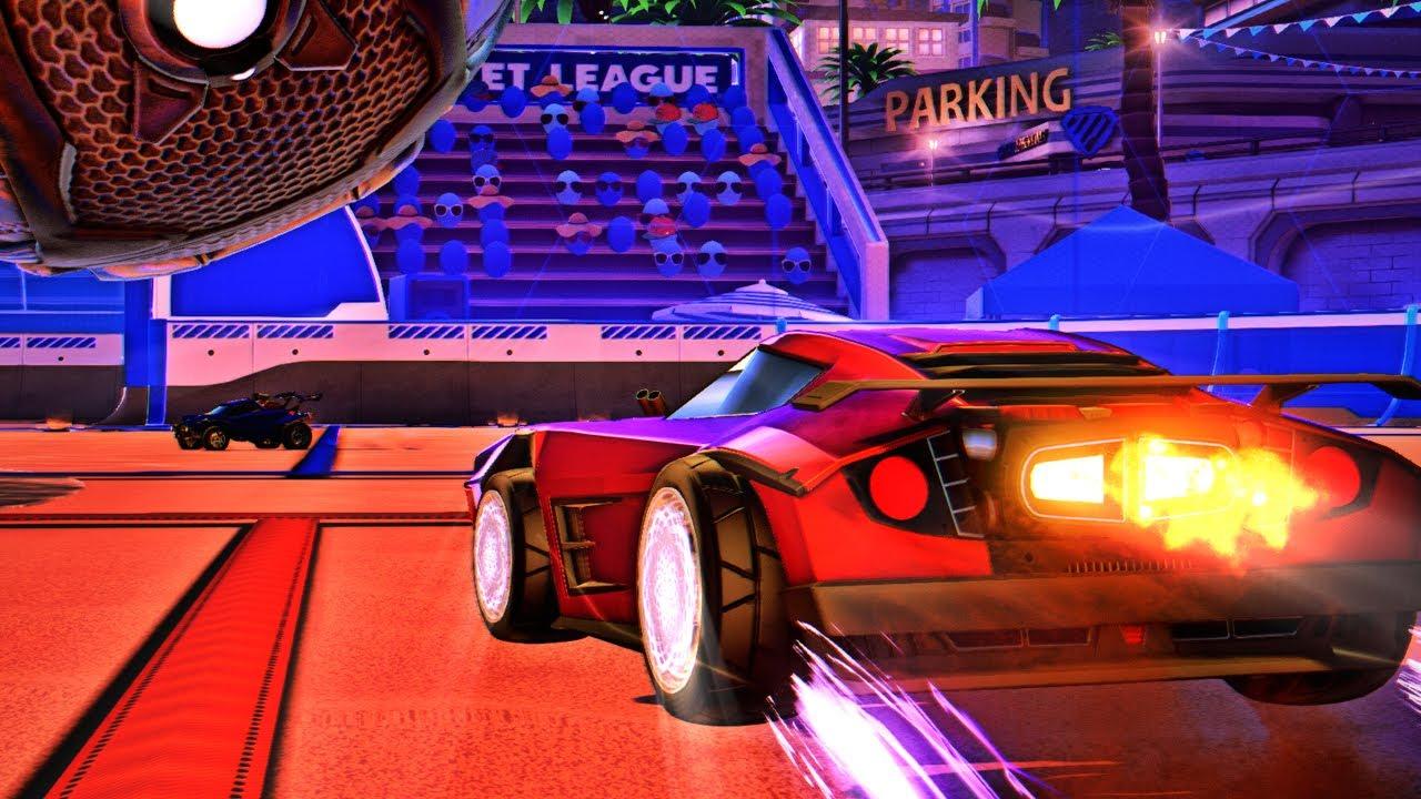 BACK FROM A BREAK   SSL 3v3 Rocket League Gameplay