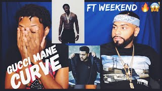 Gucci Mane - Curve feat The Weeknd [Official Audio] |FVO Reaction