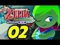 Download ZELDA THE WINDWAKER HD Part 2 Die VERWUNSCHENE BASTION! :D [Deutsch/Wii U]