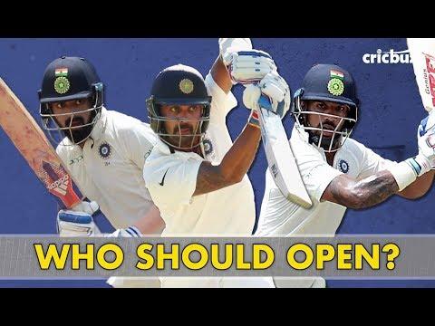 Murali Vijay should return as he is the incumbent opener - Harsha Bhogle