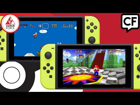 CF58: Most Heated Discussion! Switch Virtual Console, E3 2018 Hype vs Reality