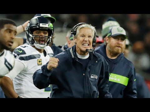 Pete Carroll loved Seahawks' entire London experience, especially the rout of Oakland