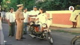 Khaidi Veta Movie - Kamal Haasan, Revati Funny Scene