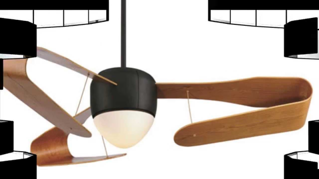 12 unique and super cool ceiling fan ideas - youtube