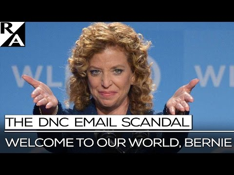 RIGHT ANGLE: THE DNC EMAIL SCANDAL