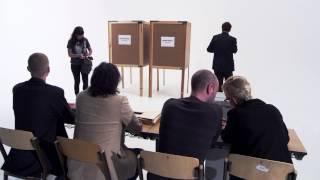 Wahltag - Anders wählen am 25.Mai