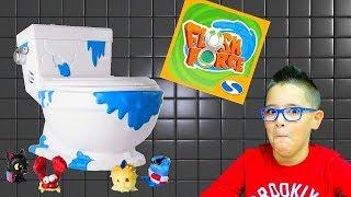 NON APRITE QUESTO WATER! - FLUSH FORCE - Leo Toys