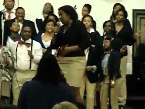 Howard University Community Choir- Everything is Changed