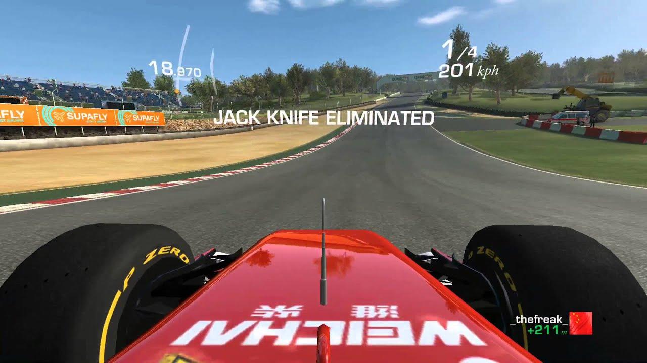 Real Racing 3 , Ferrari Evolution , Brands Hatch Elimination