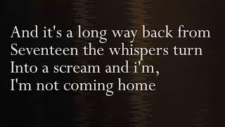 Blink 182 bored to death (lyrics)