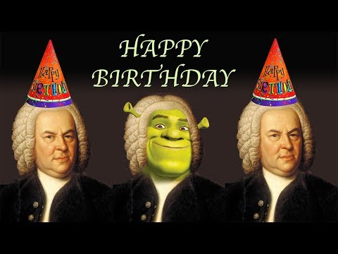 Happy Birthday J.S. Bach