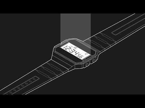 Casio Watch Mod