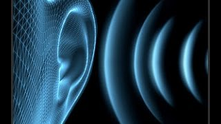 Amazing auditory illusion shepard tone ascending/descending (with visual)