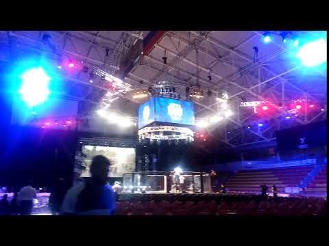 Fight Night GLOBAL 77 Сургуте 13.10.17 комплекс «Энергетик»