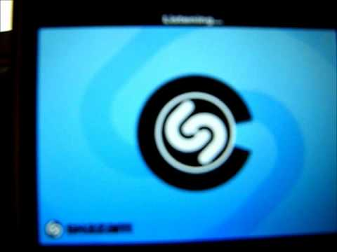 Blackberry App Review - Shazam 02 - Tagging Indian film songs